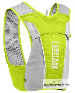 62cab0c5f05 CAMELBAK Ultra Pro Vest Lime Punch Silver vesta s lahvemi L