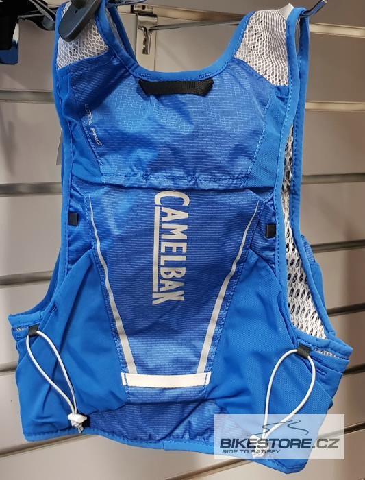 CAMELBAK Ultra Pro Vest Nautical Blue/Black vesta s lahvemi L