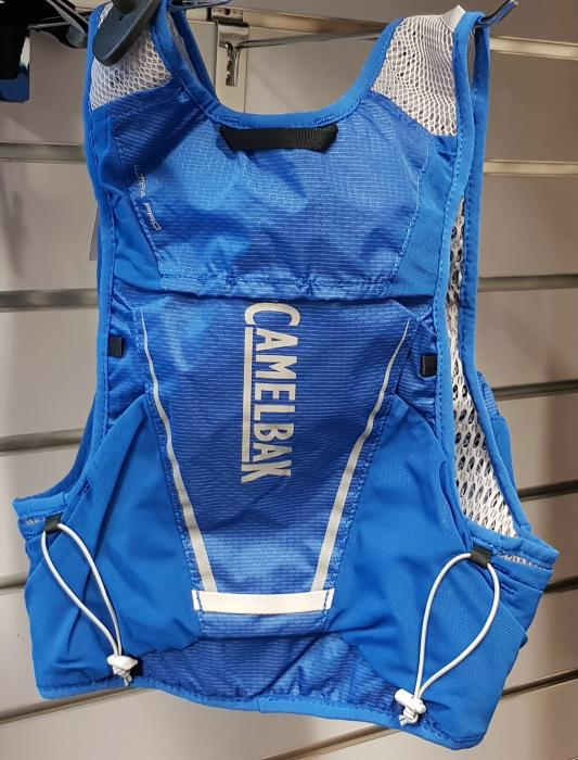 CAMELBAK Ultra Pro Vest Nautical Blue/Black vesta s lahvemi M
