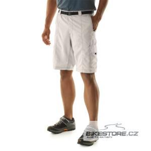 CANNONDALE Baggy Sport pánské kalhoty - volné krátké Velikost L, béžová barva