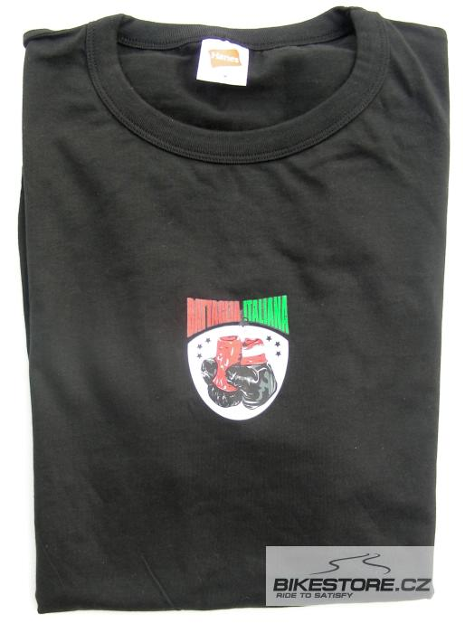 CANNONDALE Giro Battaglia Italiana tričko  Velikost L, černá barva