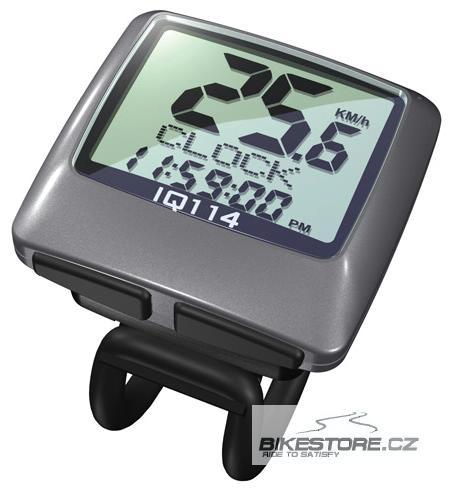 CANNONDALE IQ 114 Cadence cyklocomputer Stříbrná barva