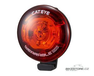 CATEYE SL-WA10 Wearable Mini zadní světlo