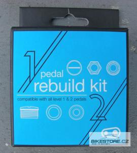 CRANKBROTHERS EggBeater & Candy 1, 2 a 3 Re-Build Kit 2011+ sada (kluzná pouzdra)