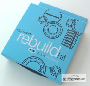 CRANKBROTHERS Eggbeater Re-Build Kit 2003 - 2009 sada