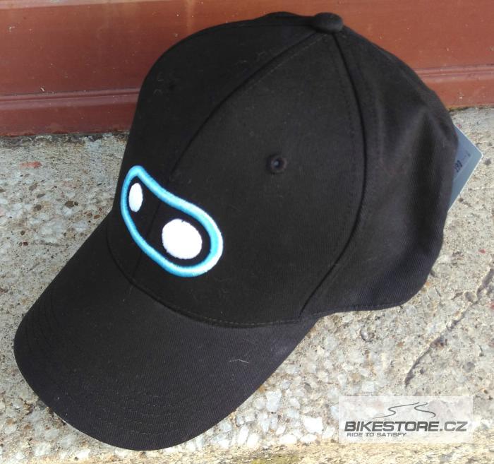 CRANKBROTHERS Hat Logo kšiltovka Černá barva, velikost L/XL