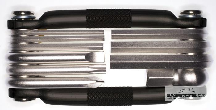 CRANKBROTHERS Multi-10 kapesní nářadí (multiklíč)