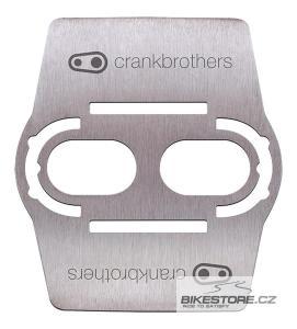 CRANKBROTHERS Shoe Shields podložky pod kufry (pár)