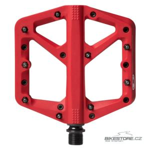 CRANKBROTHERS Stamp 1 Large Red pedály