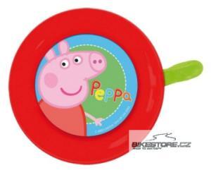 DISNEY Peppa Pig dětský zvonek