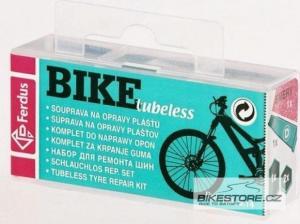 FERDUS Bike Tubeless sada na lepení plášťů