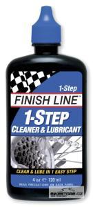 FINISH LINE 1-Step čistící a mazací prostředek
