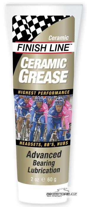 FINISH LINE Ceramic Grease vazelína Hmotnost 60 g, tuba