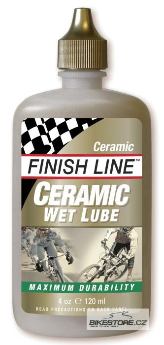 FINISH LINE Ceramic Wet mazací prostředek Objem 60 ml, kapátko