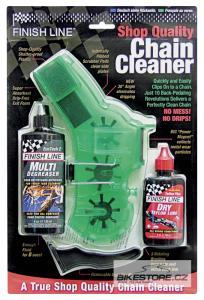 FINISH LINE Chain Cleaner Kit myčka řetězu (pračka)