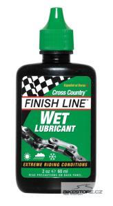 FINISH LINE Cross Country Wet mazací prostředek Objem 60 ml, kapátko