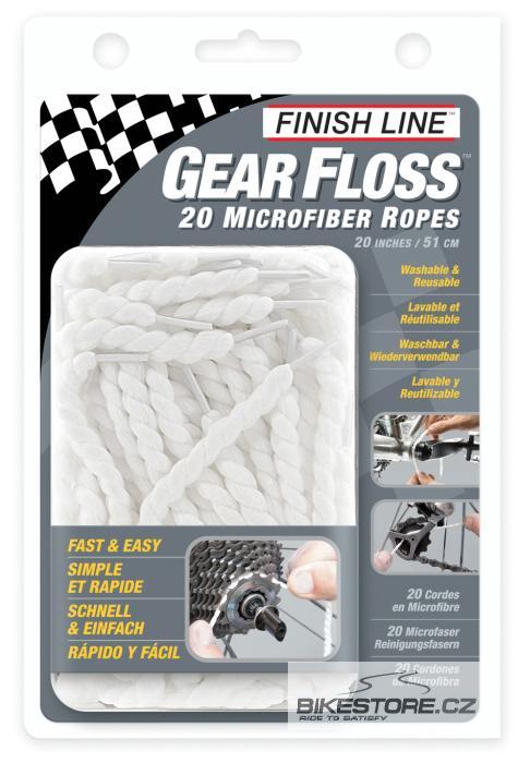 FINISH LINE Gear Floss čistící nit