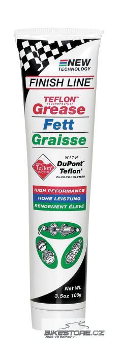 FINISH LINE Teflon Grease vazelína Hmotnost 100 g, tuba