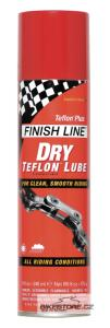 FINISH LINE Teflon Plus Dry Spray mazací prostředek