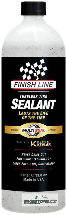FINISH LINE Tubeless Tire Sealant tekuté lepení (mléko) Objem 1 litr