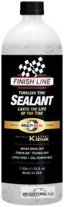 FINISH LINE Tubeless Tire Sealant tekuté lepení (mléko)