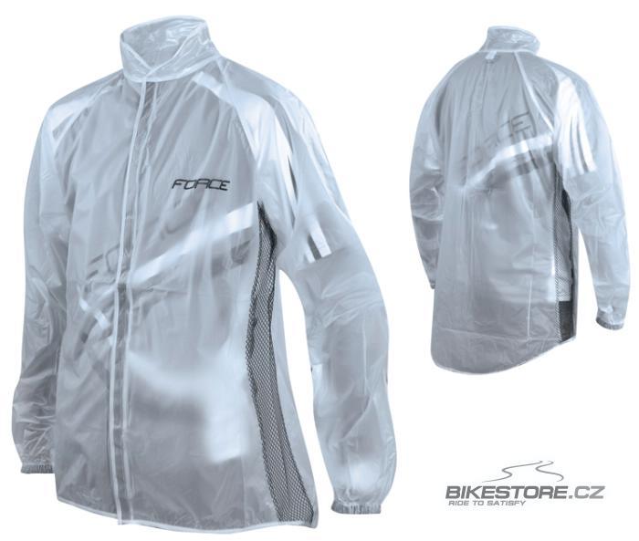 FORCE PVC pláštěnka  Velikost M (160-175 cm)