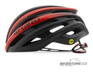 GIRO Cinder MIPS mat black/bright red helma