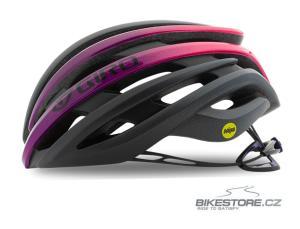 GIRO Ember MIPS bright pink/mat black helma