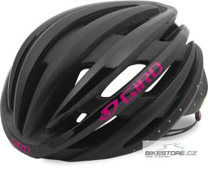 GIRO Ember MIPS mat black/bright pink helma