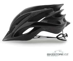 GIRO Fathom mat black/gloss black helma