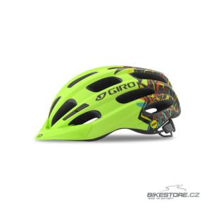 GIRO Hale MIPS Mat Lime helma