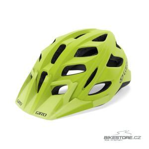 GIRO Hex matte/citron helma