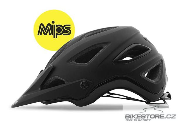 GIRO Montaro MIPS mat black/gloss black helma M