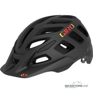 GIRO Radix Mat Black Hypnotic helma
