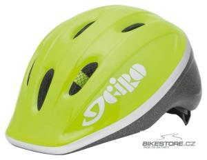GIRO Rodeo highlight yellow dětská helma