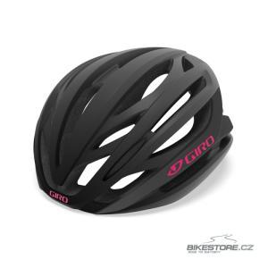 GIRO Seyen MIPS mate black/pink helma