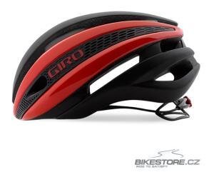 GIRO Synthe bright red/matte black helma