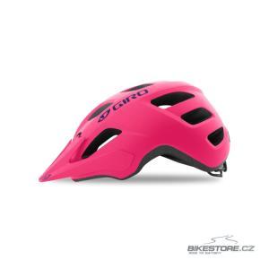 GIRO Tremor Mat Bright Pink helma