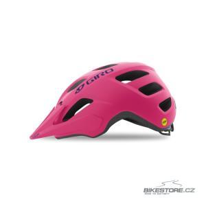 GIRO Tremor MIPS Mat Bright Pink helma
