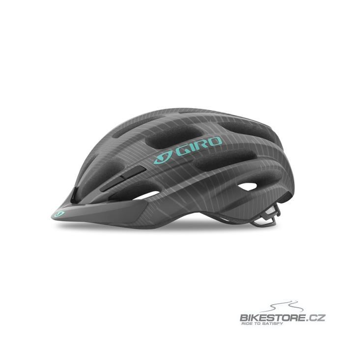 GIRO Vasona mat titanium helma