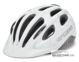 GIRO Venus II white/silver tallac helma