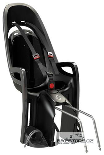 HAMAX CARESS ZENITH dětská sedačka, antracit/černá
