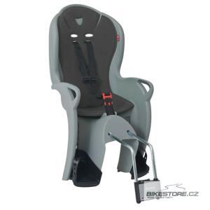 HAMAX KISS dětská sedačka, černá/černá