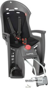 HAMAX SIESTA dětská sedačka, šedá/černá