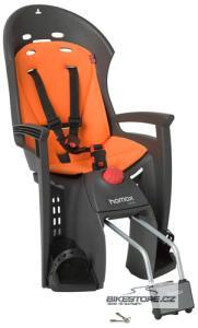 HAMAX SIESTA dětská sedačka, šedá/oranžová