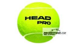 HEAD PRO tenisové míče (3ks)