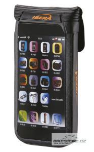 IBERA IB-PB7 (iPhone 4/4'') pouzdro na mobilní telefon s držákem