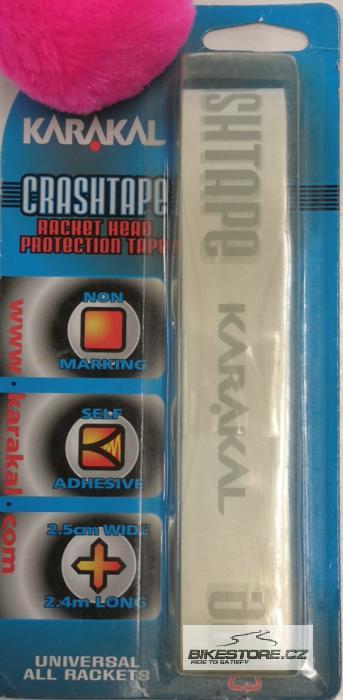 KARAKAL Crash Tape ochranná páska Bílá barva