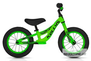 KELLYS Kite 12 Neon Green odrážedlo