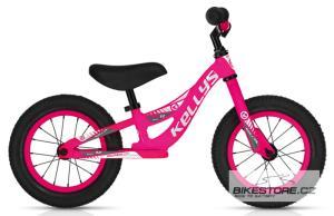 KELLYS Kite 12 Neon Pink odrážedlo